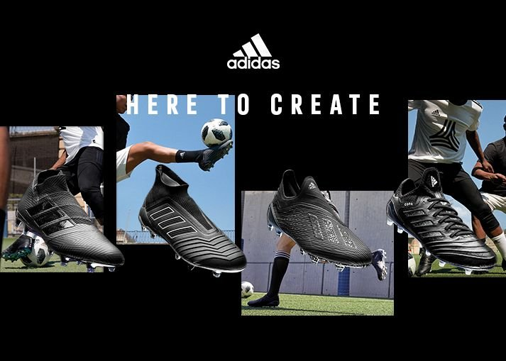 the latest b569e 3a299 adidas Shadow Mode Pack  Nå tilgjengelig hos UNISPORT