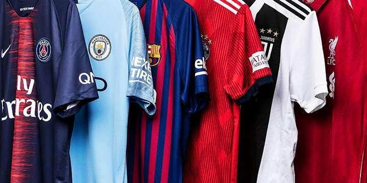 42170427a6e0 Fodboldtrøjer