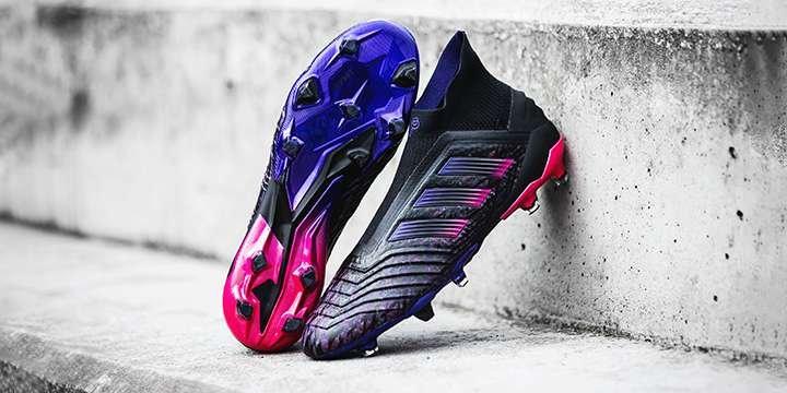 adidas Track Veste Paul Pogba Season 6 NoirRoseBlanc