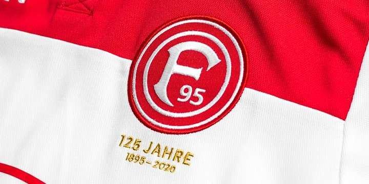 Fortuna Düsseldorf tröja - Fortuna Düsseldorf fotbollströjor!