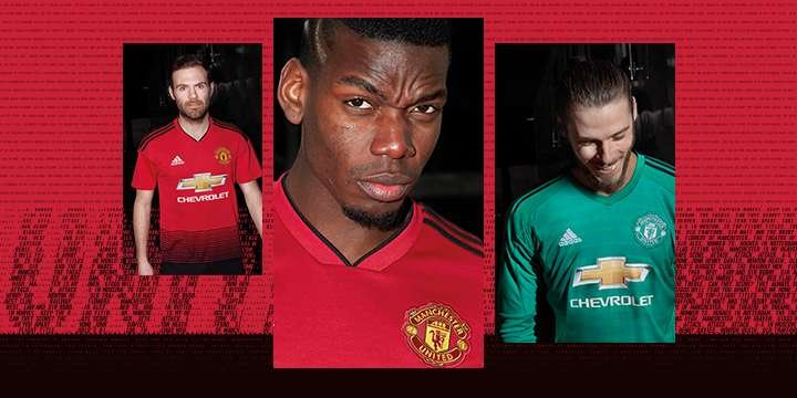 337c4958f Manchester United shirt
