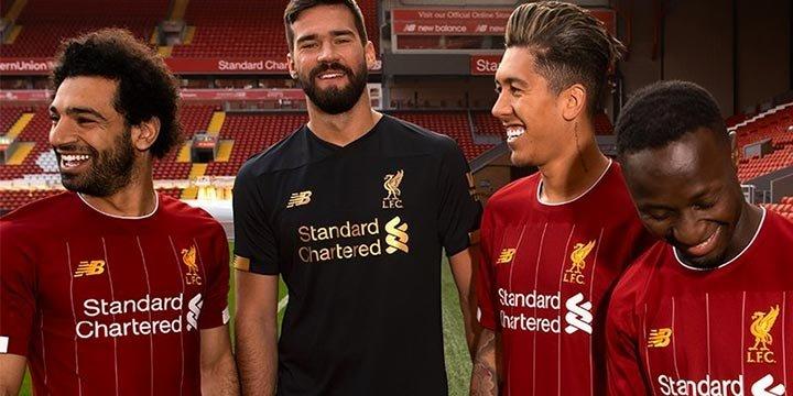 LiverpoolTienda Camiseta de de Unisport Unisport Camiseta LiverpoolTienda LiverpoolTienda Camiseta de eDYHIWE29