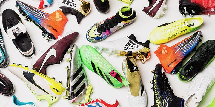 Football Boots I Huge Assortment With Worldwide Shipping At