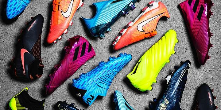 Salg Nike Hypervenom Phantom FG Billige Fotballsko 2014 FIFA