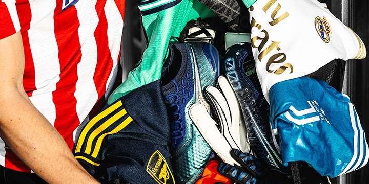 Billig fotballutstyr | Kjøp billige fotballsko på tilbud hos