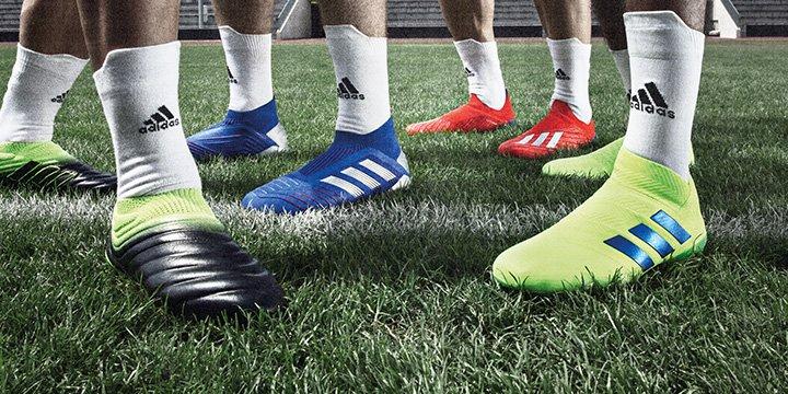 adidas fotbollsskor  Köp adidas fotbollsskor hos Unisport! b053328a3bc6f