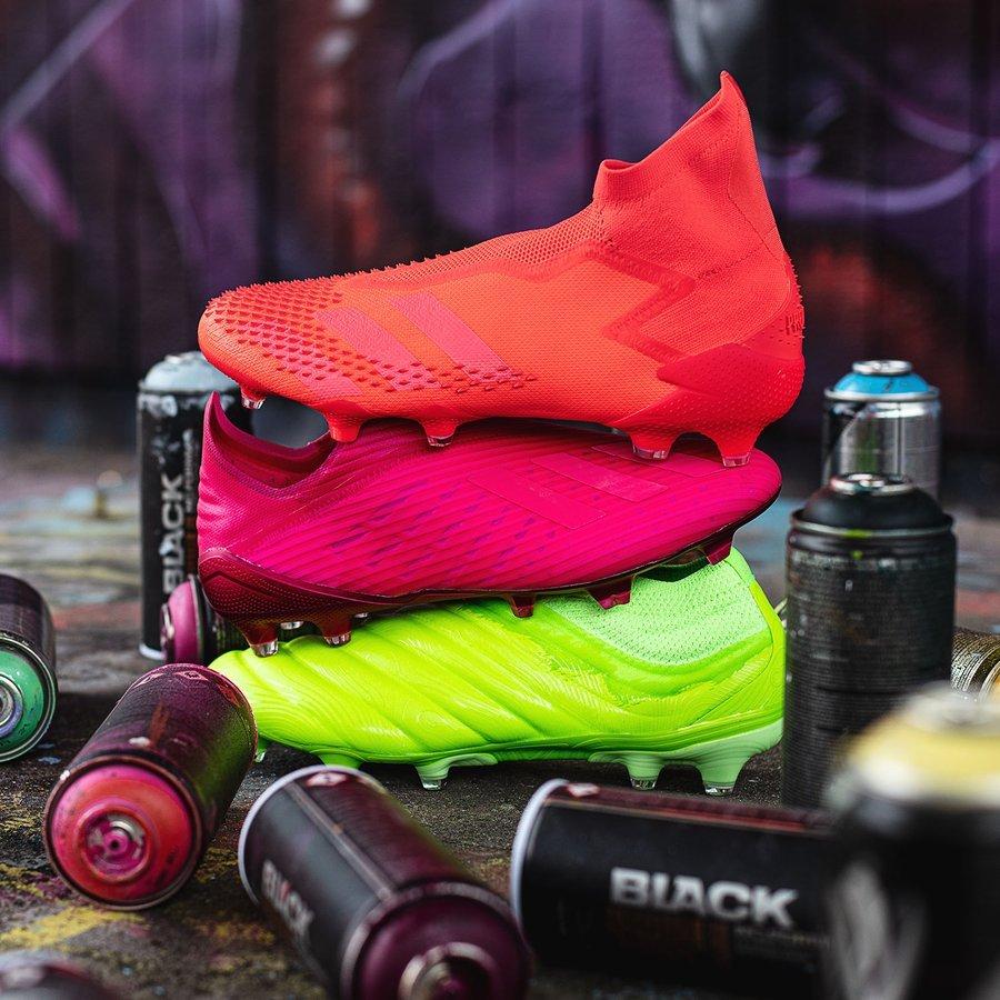 Adidas Locality | Бутсы нового формата