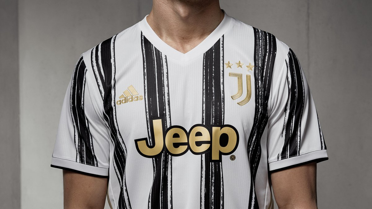 the stripes are back check out the juventus home shirt for 2020 21 juventus home shirt for 2020