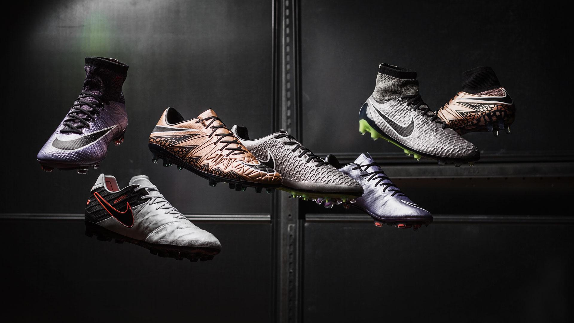 09d8a24c Nike presenterer nye Liquid Chrome Pack med et skinnende design
