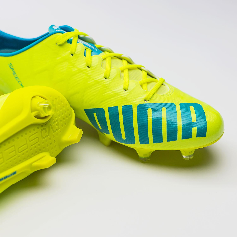 Fodboldstøvler, Puma evoSPEED,