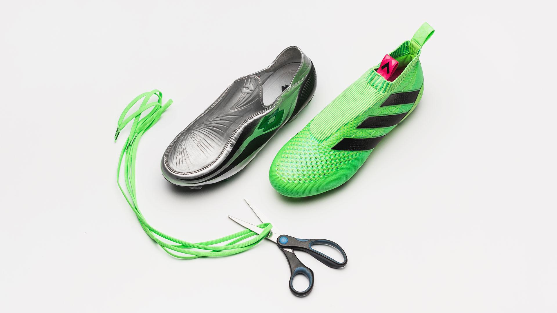 Schuhe Ohne Schnursenkel Lotto Zhero Gravity Und Adidas