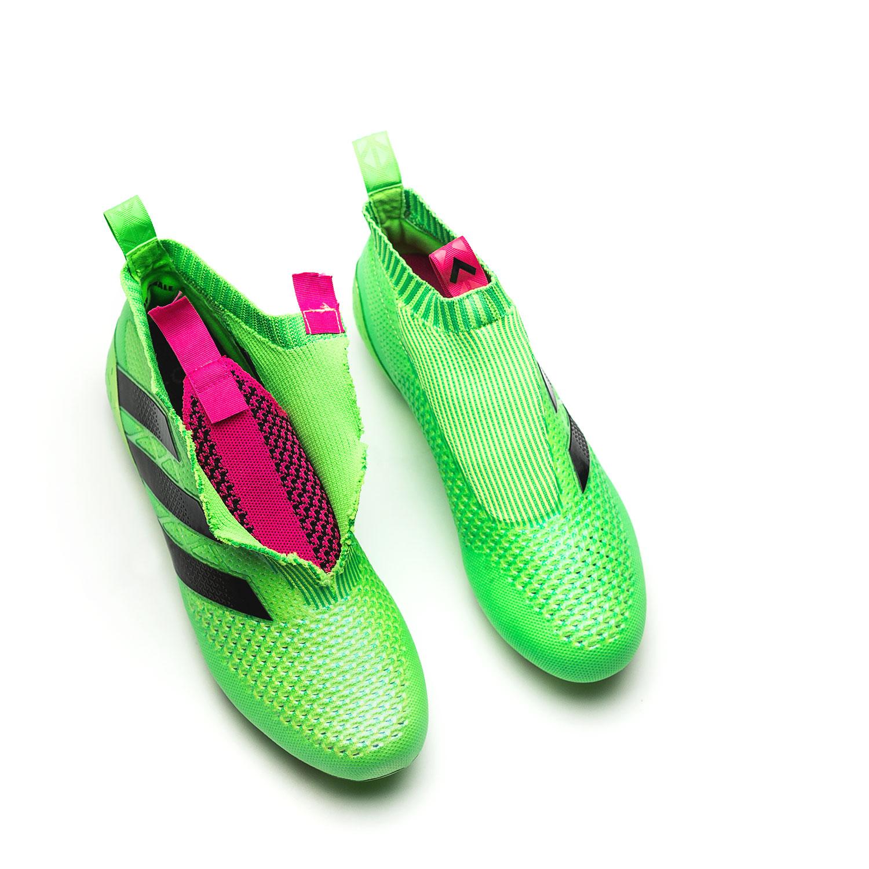 Wie bekommt der adidas ACE16+ PureControl seine Stabilität? |