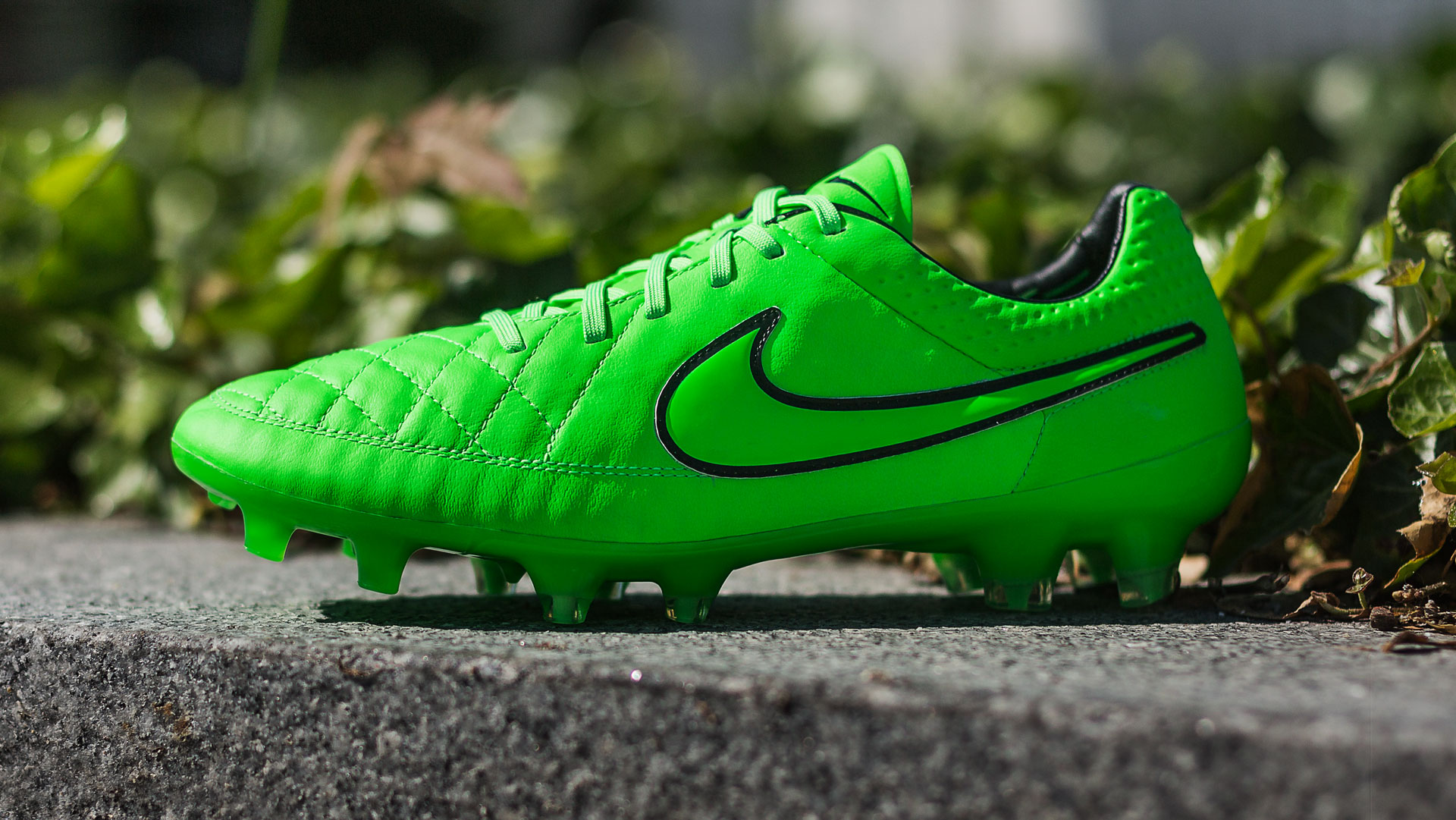 newest 679f5 24620 Nike Tiempo Legend Green Strike: Legenden gør det igen