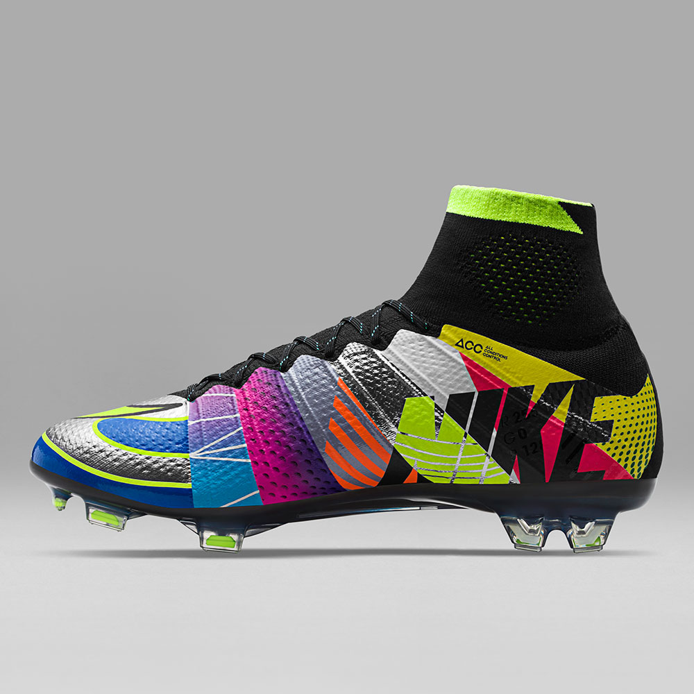 Nike Present The What The Mercurial