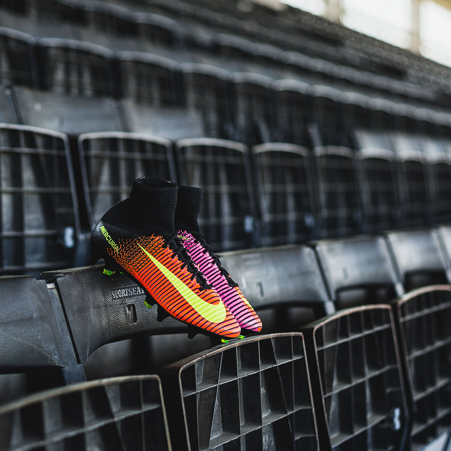 b59ee7d5f50 Nike Mercurial Superfly V EURO 2016 colourway launched