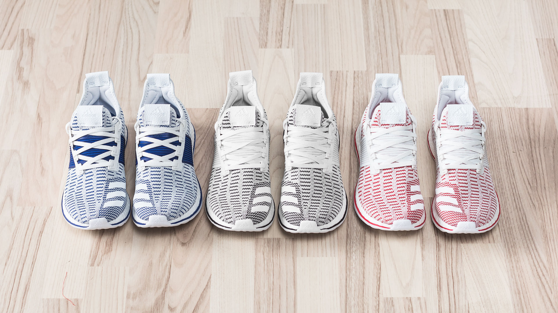 f5c81ba6f adidas Pure Boost ZG Limited Edition in the French colours