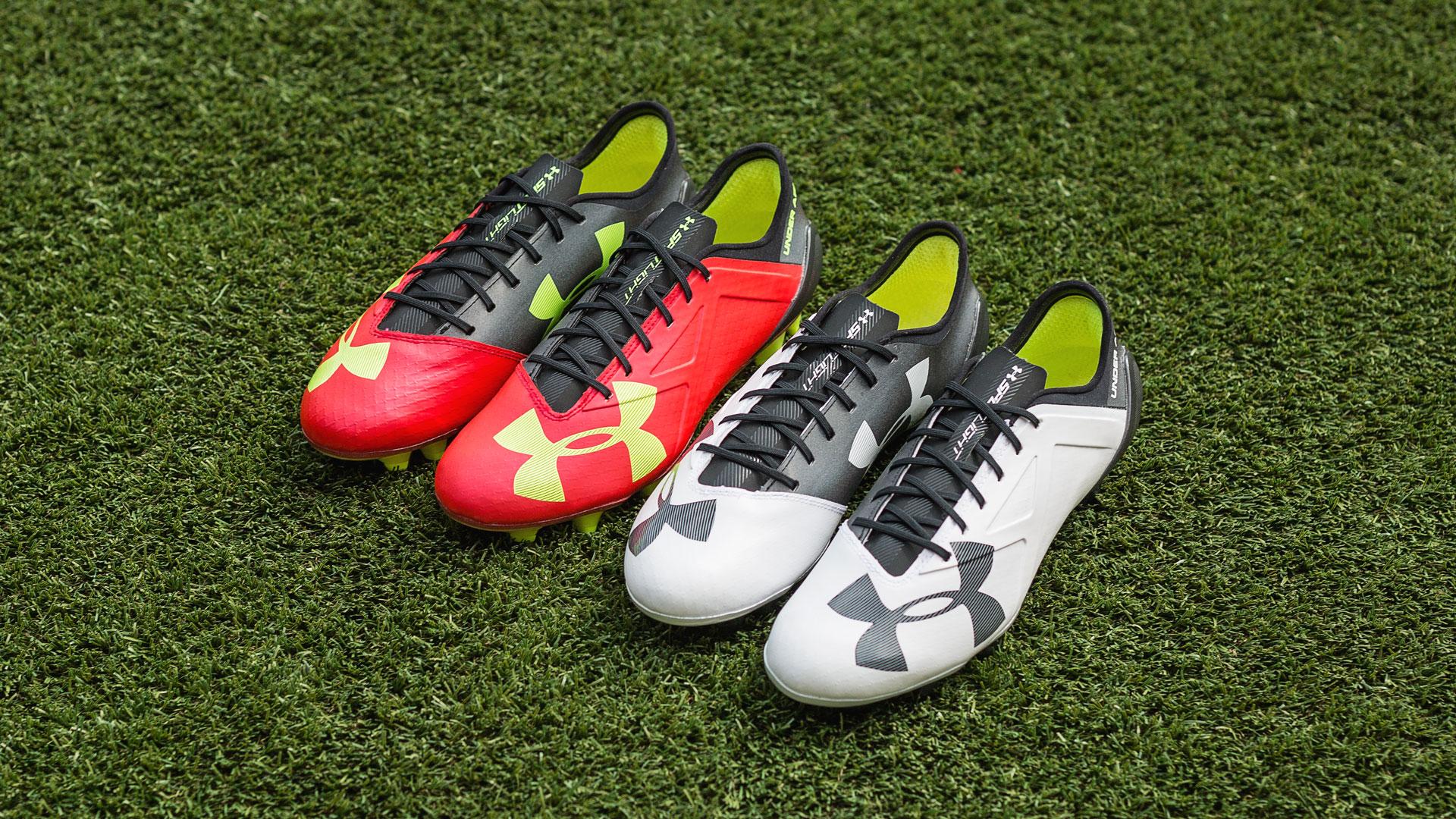 24798034c9e Meet the new Under Armour Spotlight football boot!