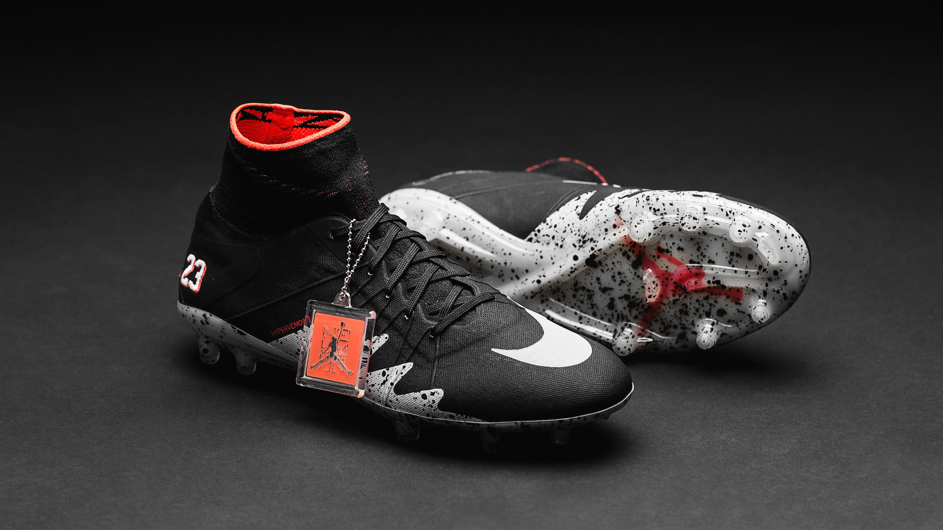 bd1dbb52e Nike designer Nathan van Hook talks about the NJR x JORDAN Hypervenom