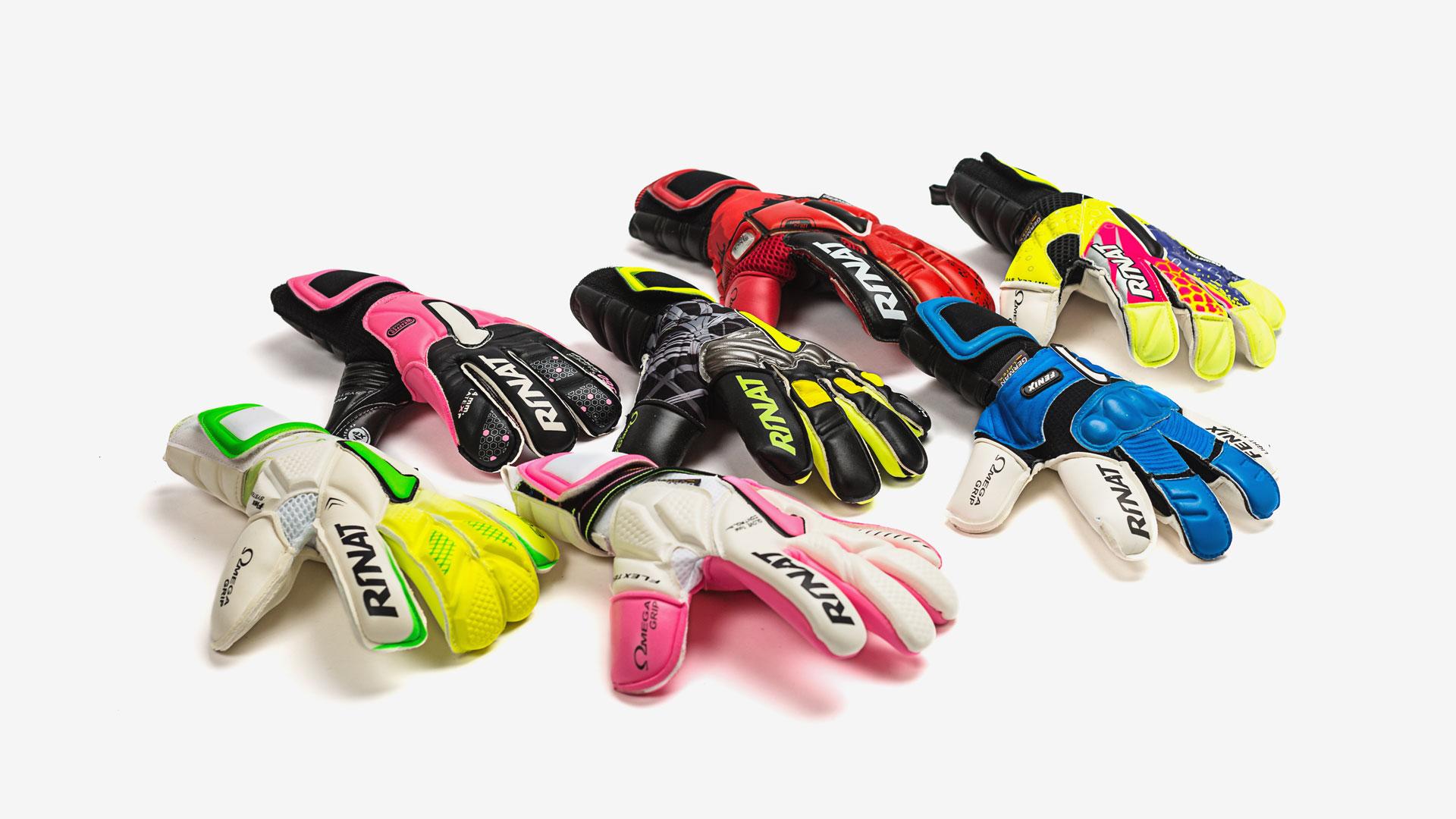 76de49c5929 Unisport présente Rinat dans notre grande sélection de gants de gardien de  but