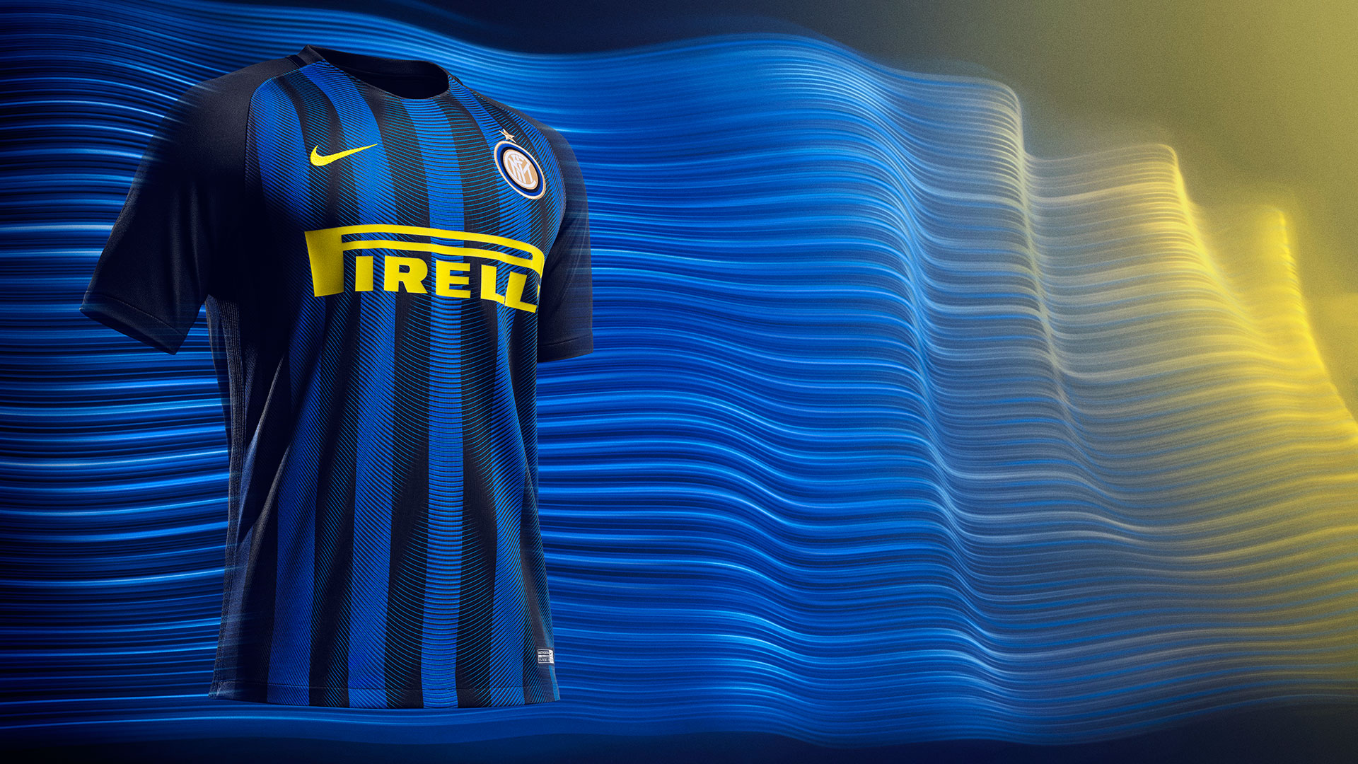 meet a1487 7e7fb Nike with a radical new Inter Milan shirt and traditional ...