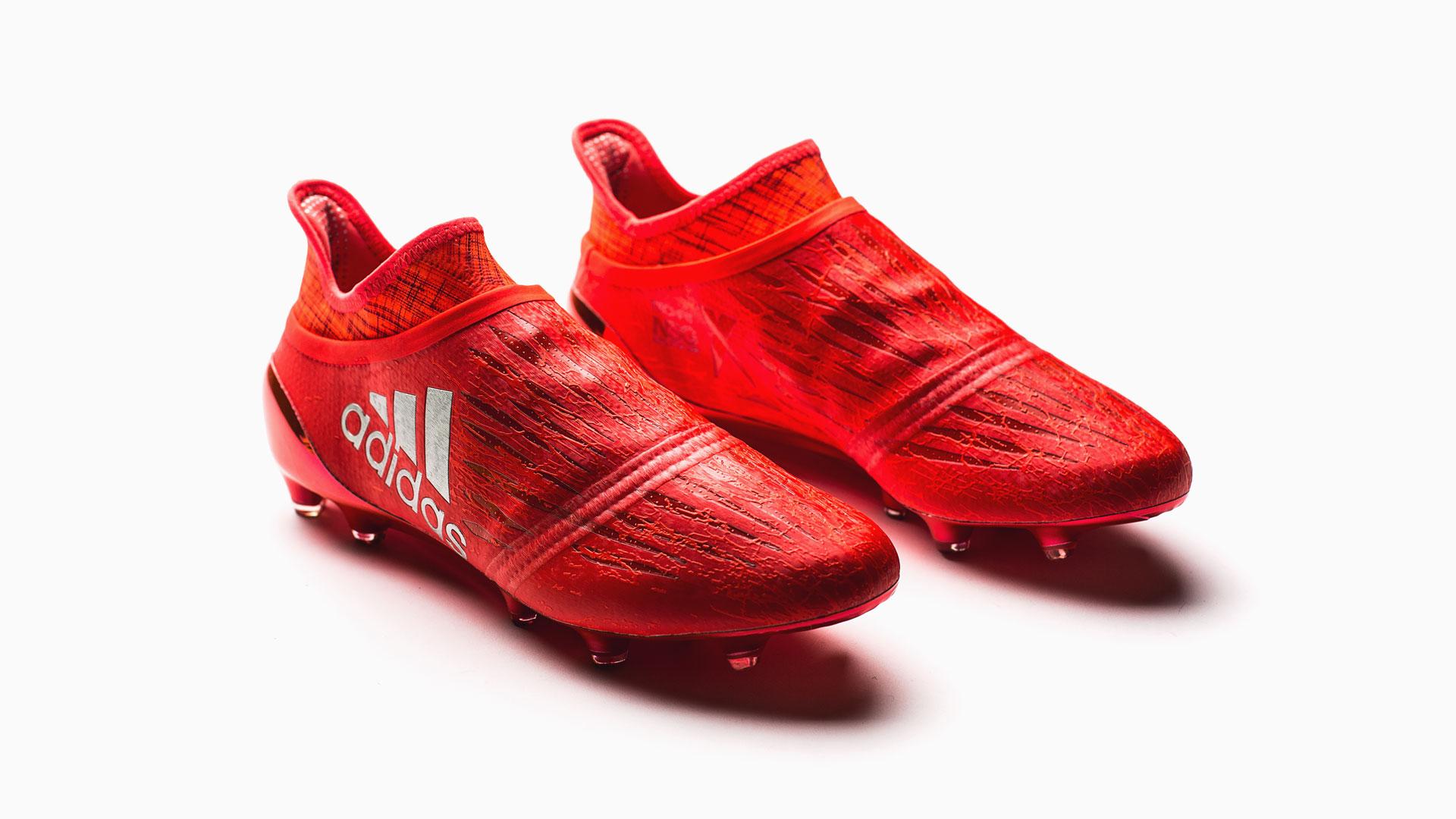 adidas x16 rouge