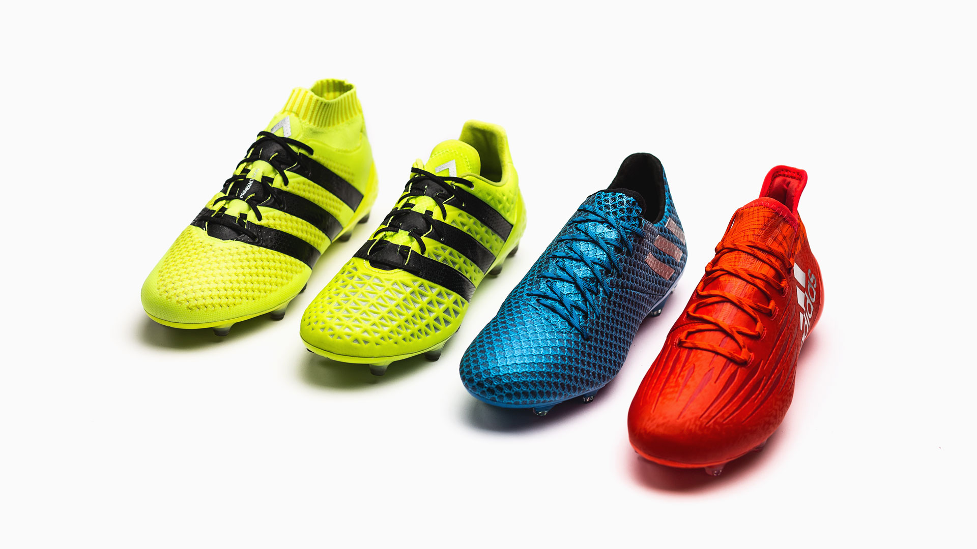 8eb6d988b64 adidas go all in with their Speed of Light boots