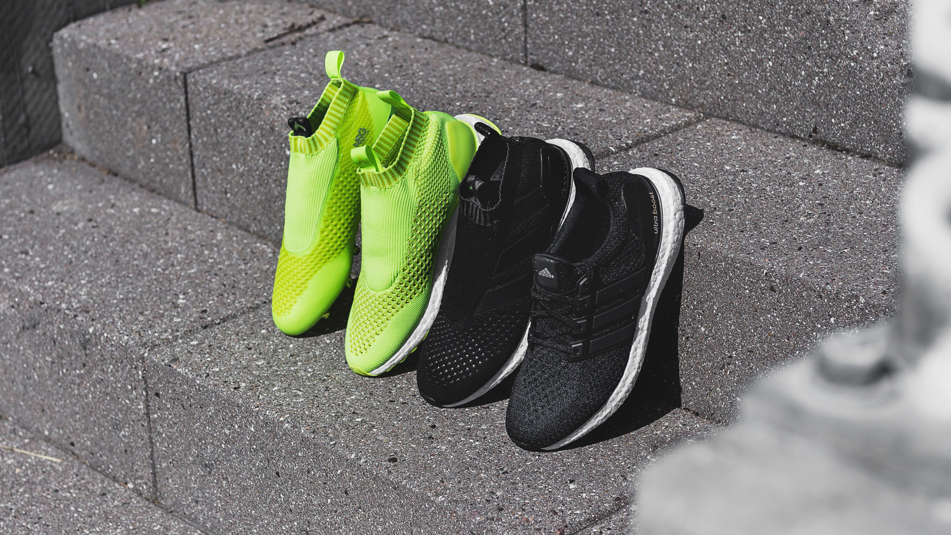 the latest c70f7 d3a19 adidas ACE 16+ PureControl Ultra Boost explained