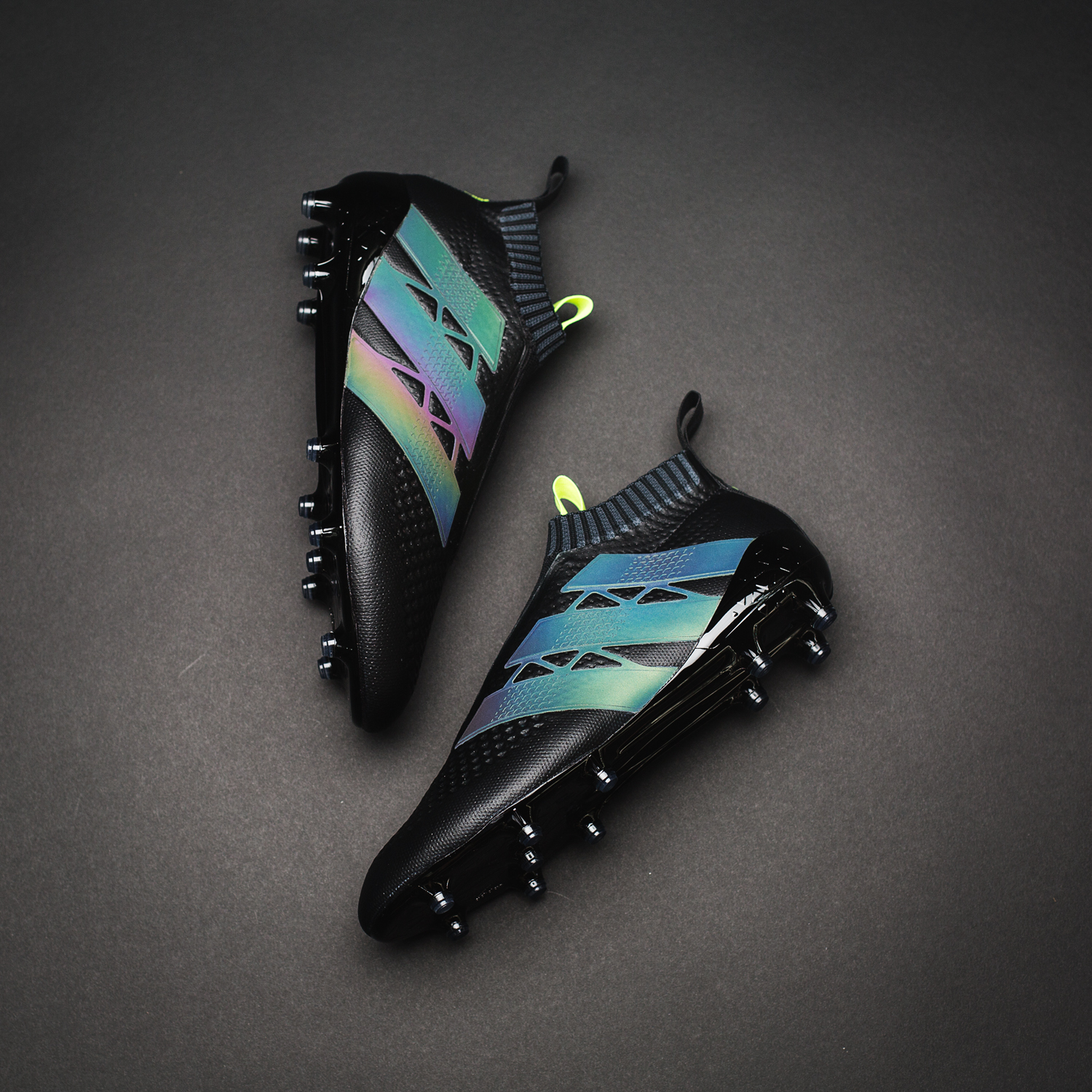 Blackout Adidas Ace 16+ PureControl Dark Space Pack 2016 17