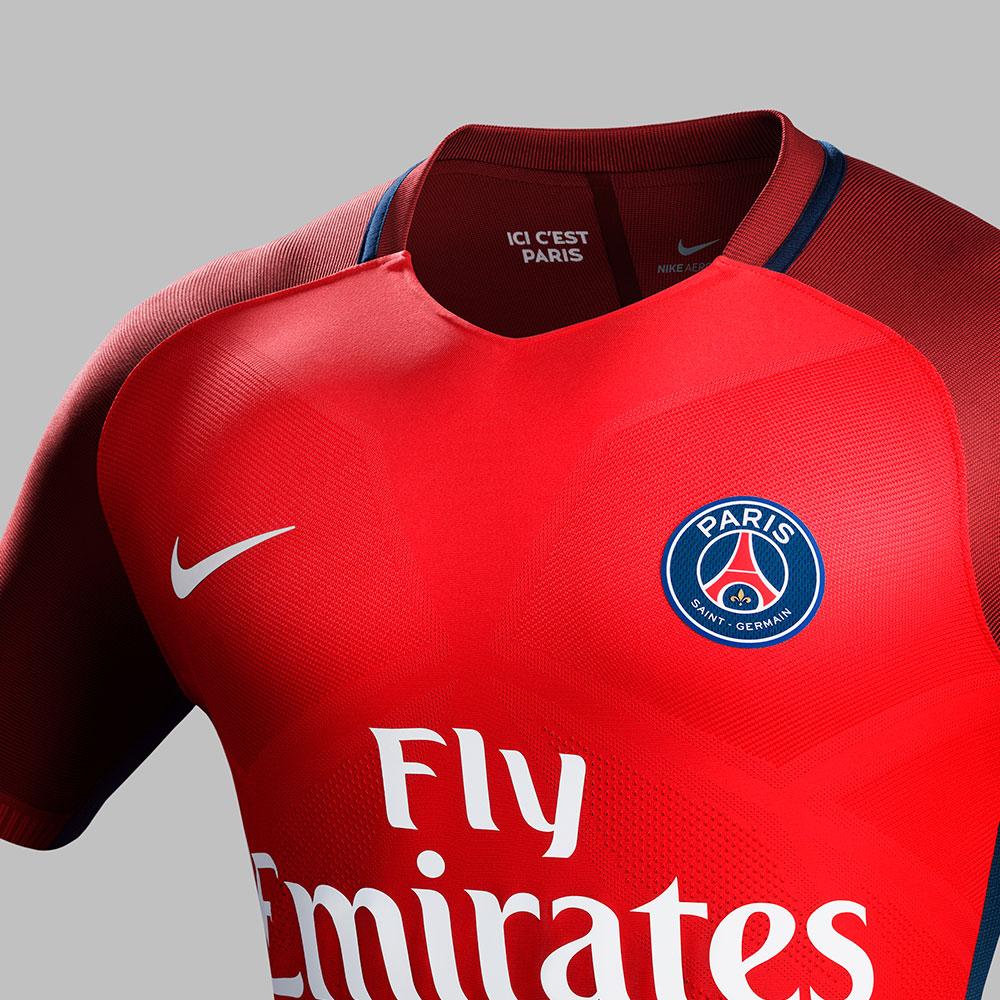 Inspirert av lidenskap | PSG bortedrakt fra Nike |