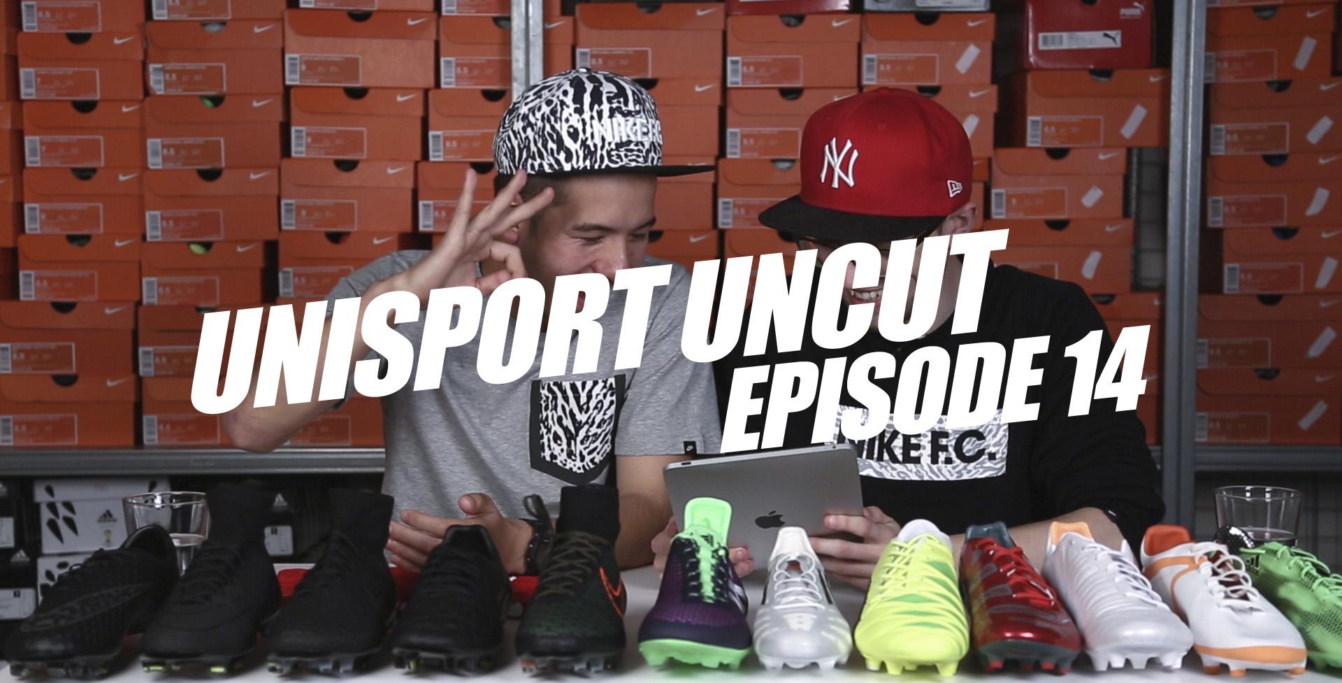 Unisport WebTV: Nike Academy Black Pack, Primeknit og mere |