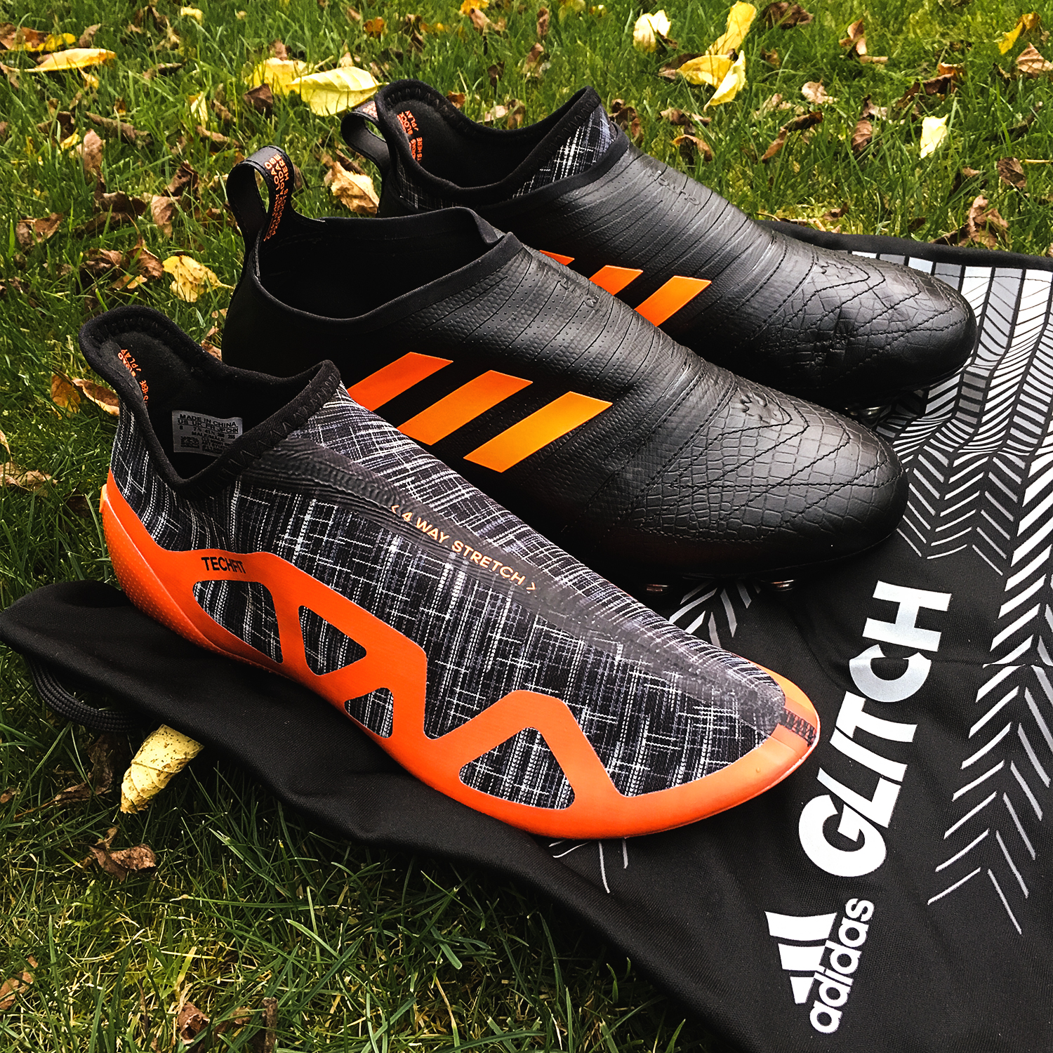 adidas GLITCH review | In depth by Jorma_xiv |