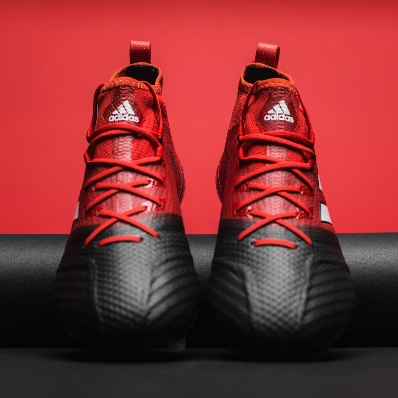 adidas X 16.1 FGAG Red Limit RödVitSvart Barn | www