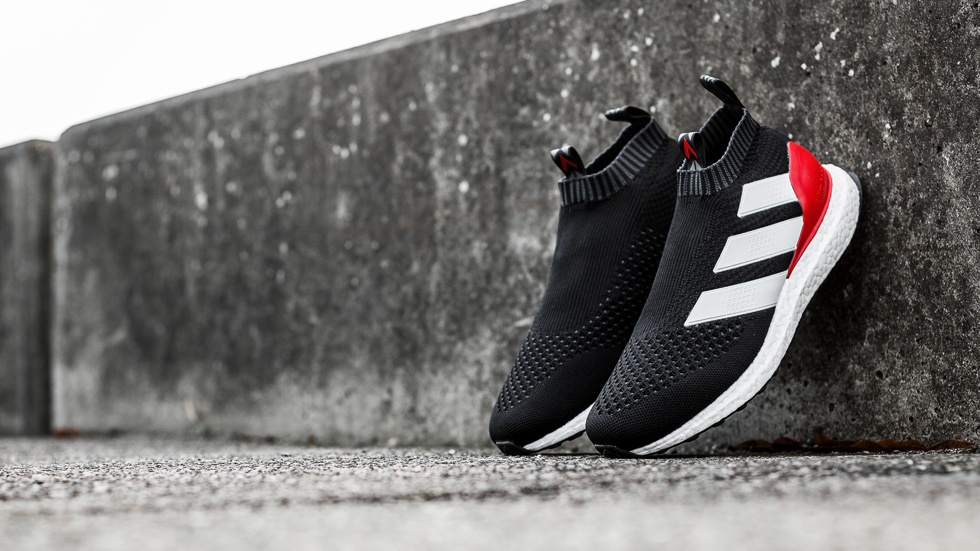 adidas ACE 17+ PureControl Ultra Boost Red Limit |