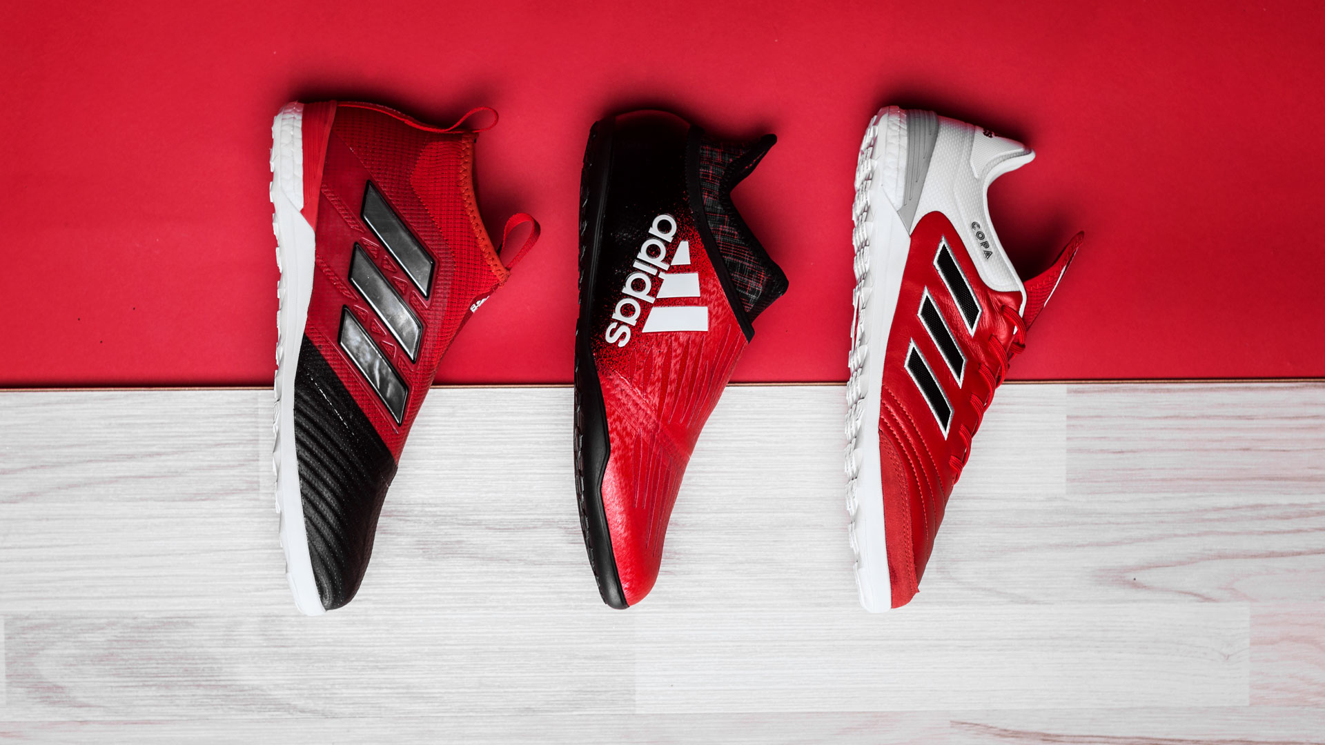 new products 2297b 0529e adidas Tango collection  Pro-level performance for street and indoor  football