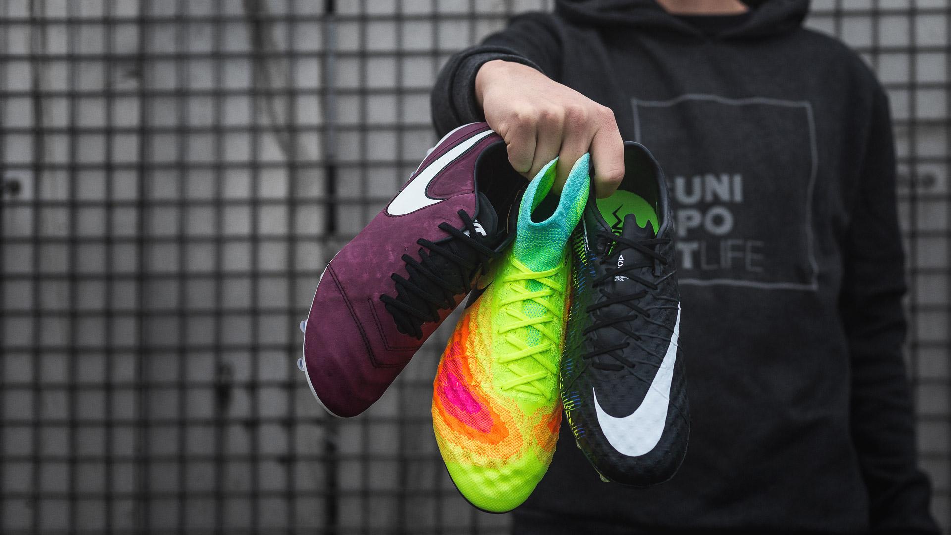 Blaue Nike Free Mercurial Superfly 2016 Schuhe enthüllt