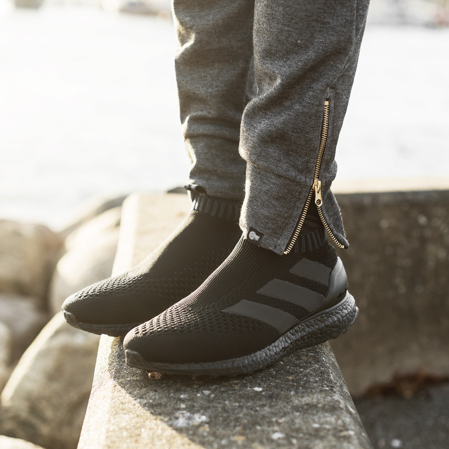 Triple Black Ultra BOOST trifft adidas ACE 17+ PureControl |