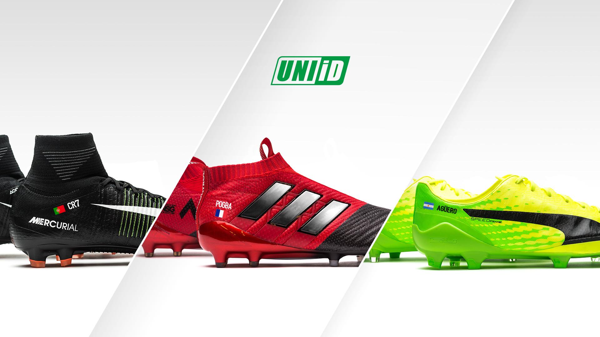order online high quality classic shoes Personnalisez vos chaussures de foot avec Unisport