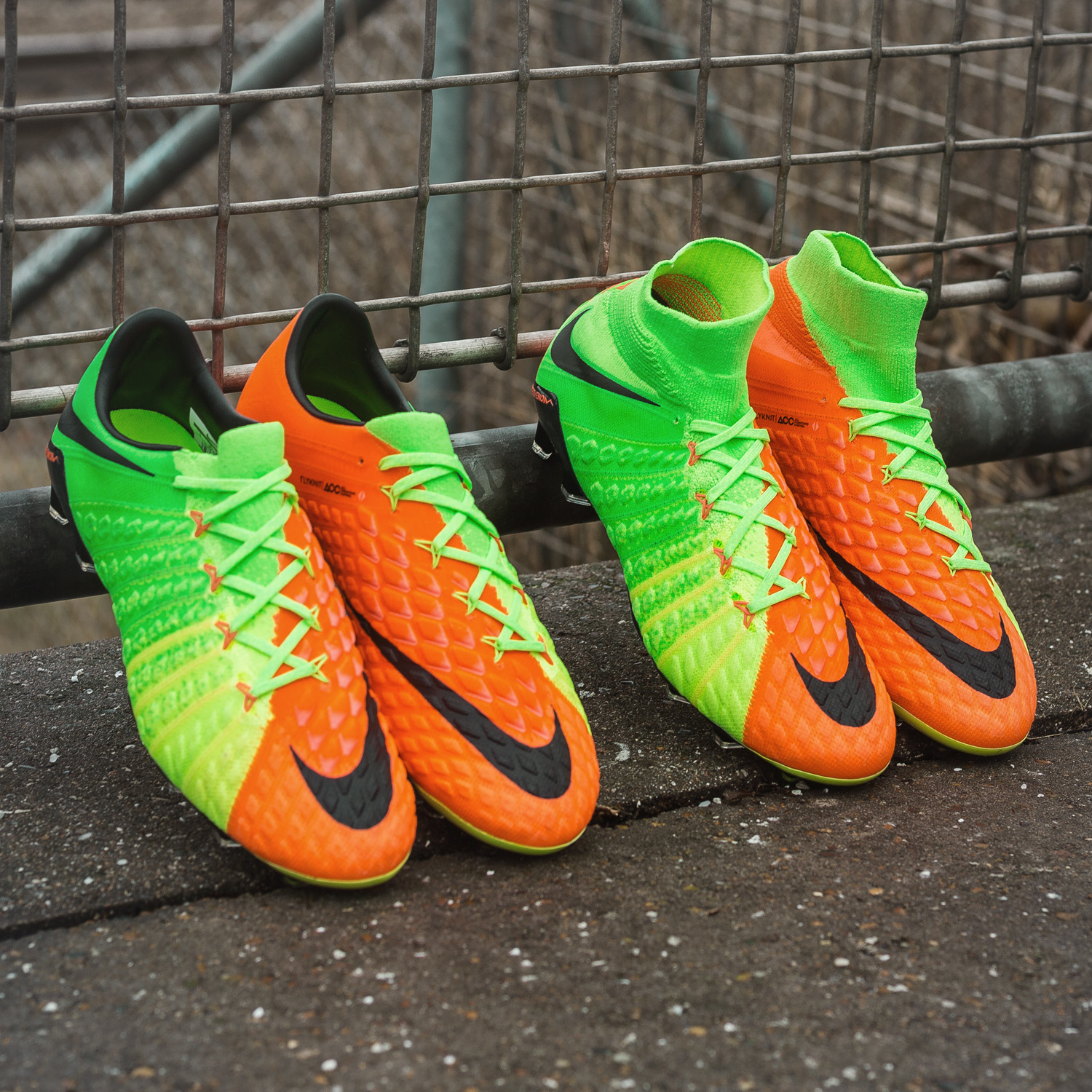 new arrival f6b12 e4a95 Nike Hypervenom 3 Phantom DF vs. Phantom 3 | What's the ...
