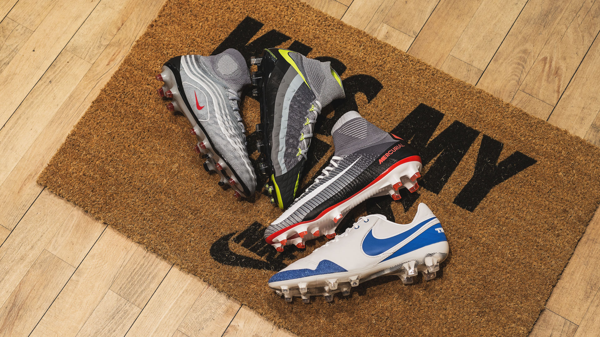 Nike 'Revolution Pack' with Air Max inspiration |