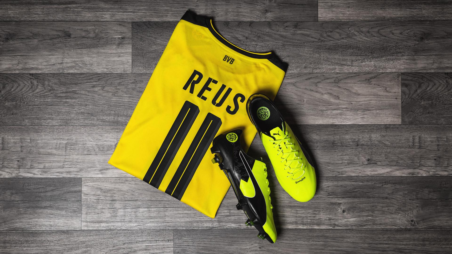 Für Reus & Dortmund | PUMA evoSPEED 17 SL S 'Derby Fever' |