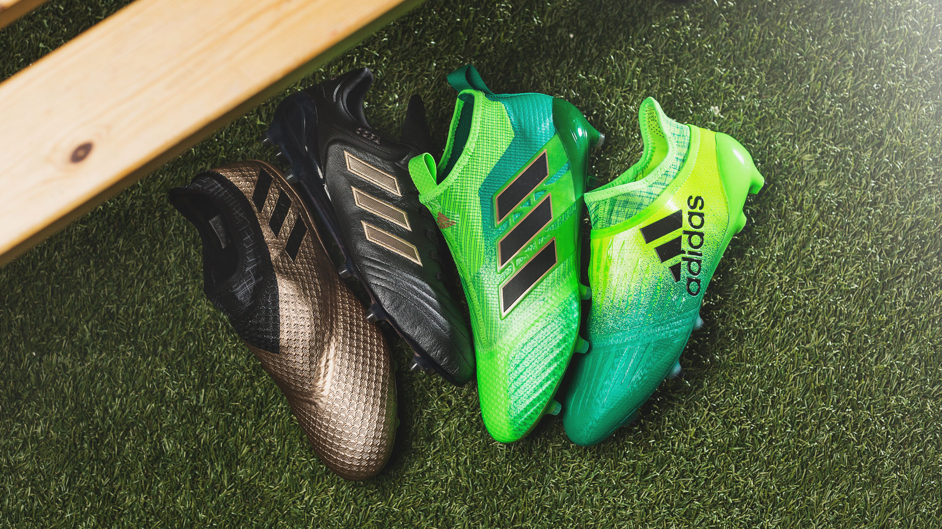 new styles 701e1 477e9 adidas launch 'Turbocharge' Pack | X, Copa, Messi and ACE 17.1