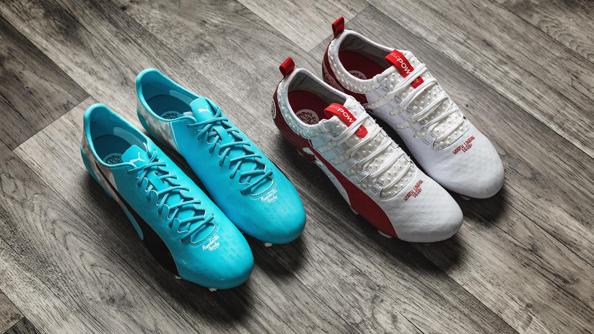hermoso estilo nueva llegada seleccione original PUMA Derby Fever Pack | Olivier Giroud and Sergio Agüero