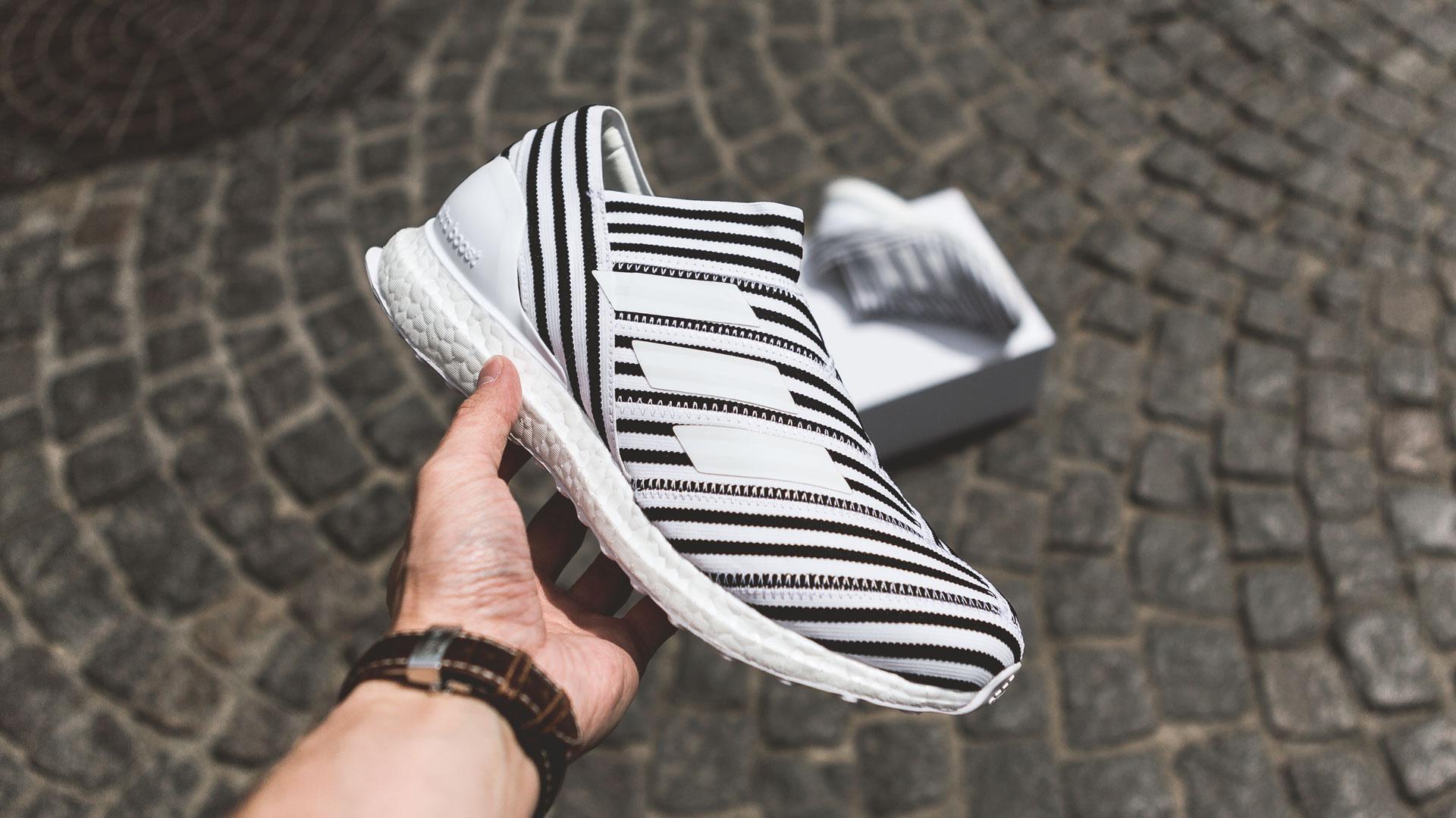 adidas lance la Nemeziz 17+ Ultra Boost