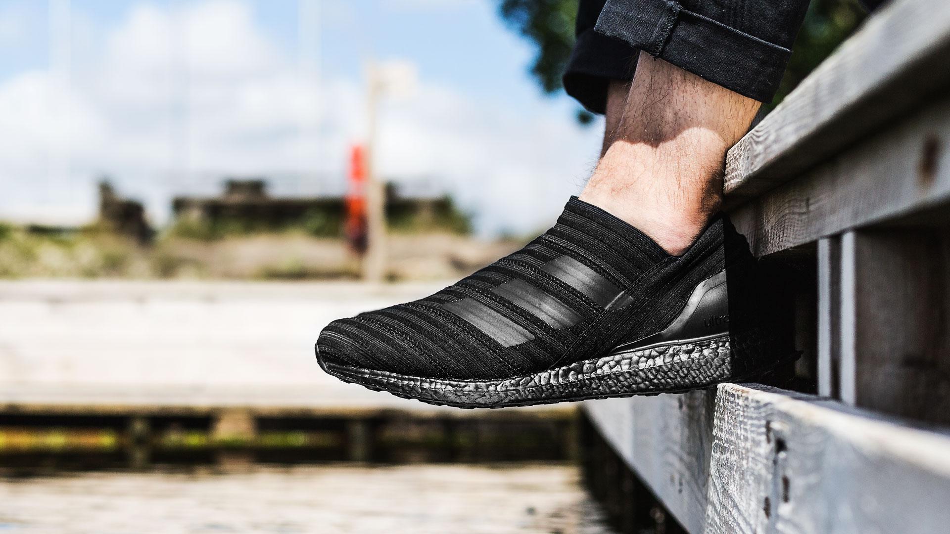adidas NEMEZIZ 17+ UltraBOOST 'Triple Black' |