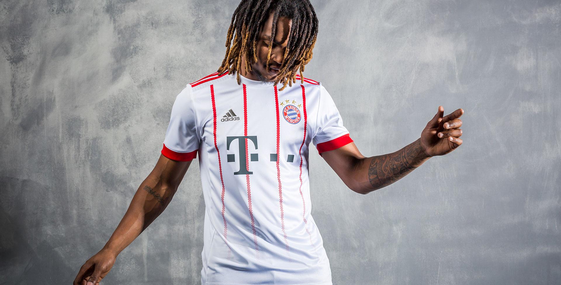 adidas FC Bayern München Shirt Champions of Europe rot