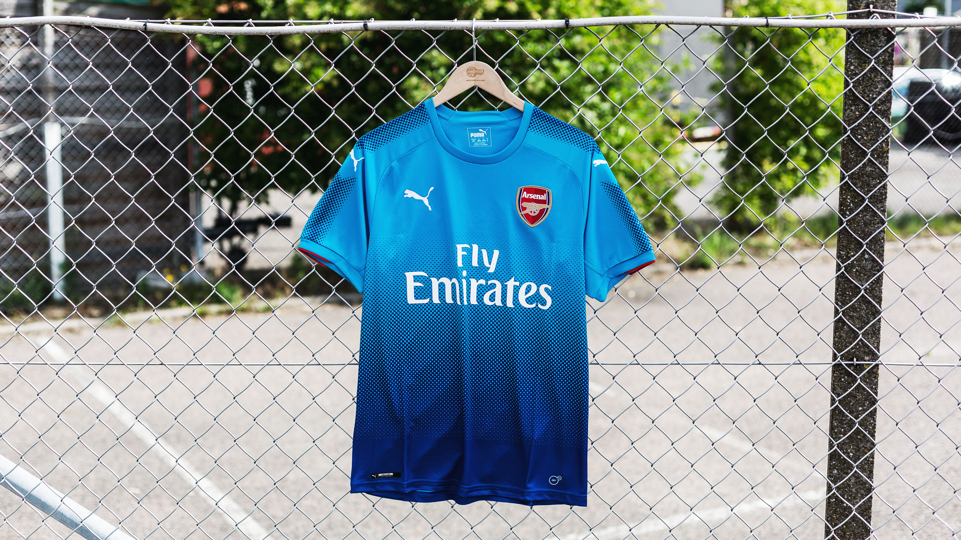 online retailer b92b0 f7c79 New away shirt for Arsenal