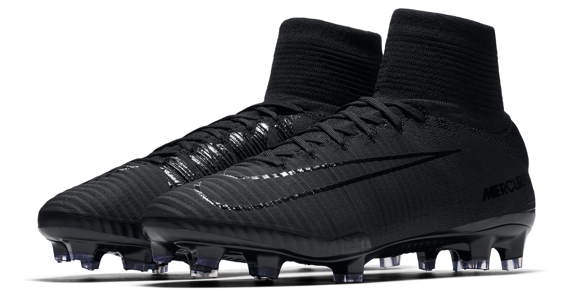 huge selection of d2502 baac7 New blackout boots from Nike   Meet the Academy Pack
