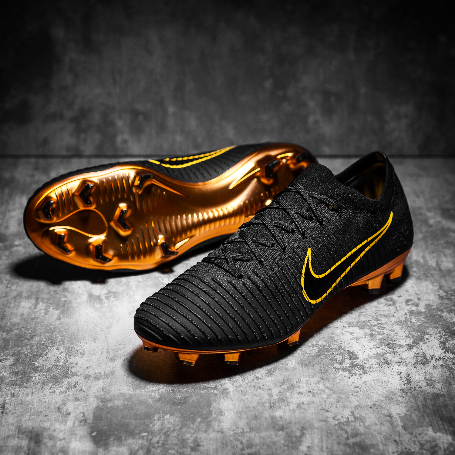 official photos 840b8 11fed Meet the insanely limited Nike Mercurial Flyknit Ultra