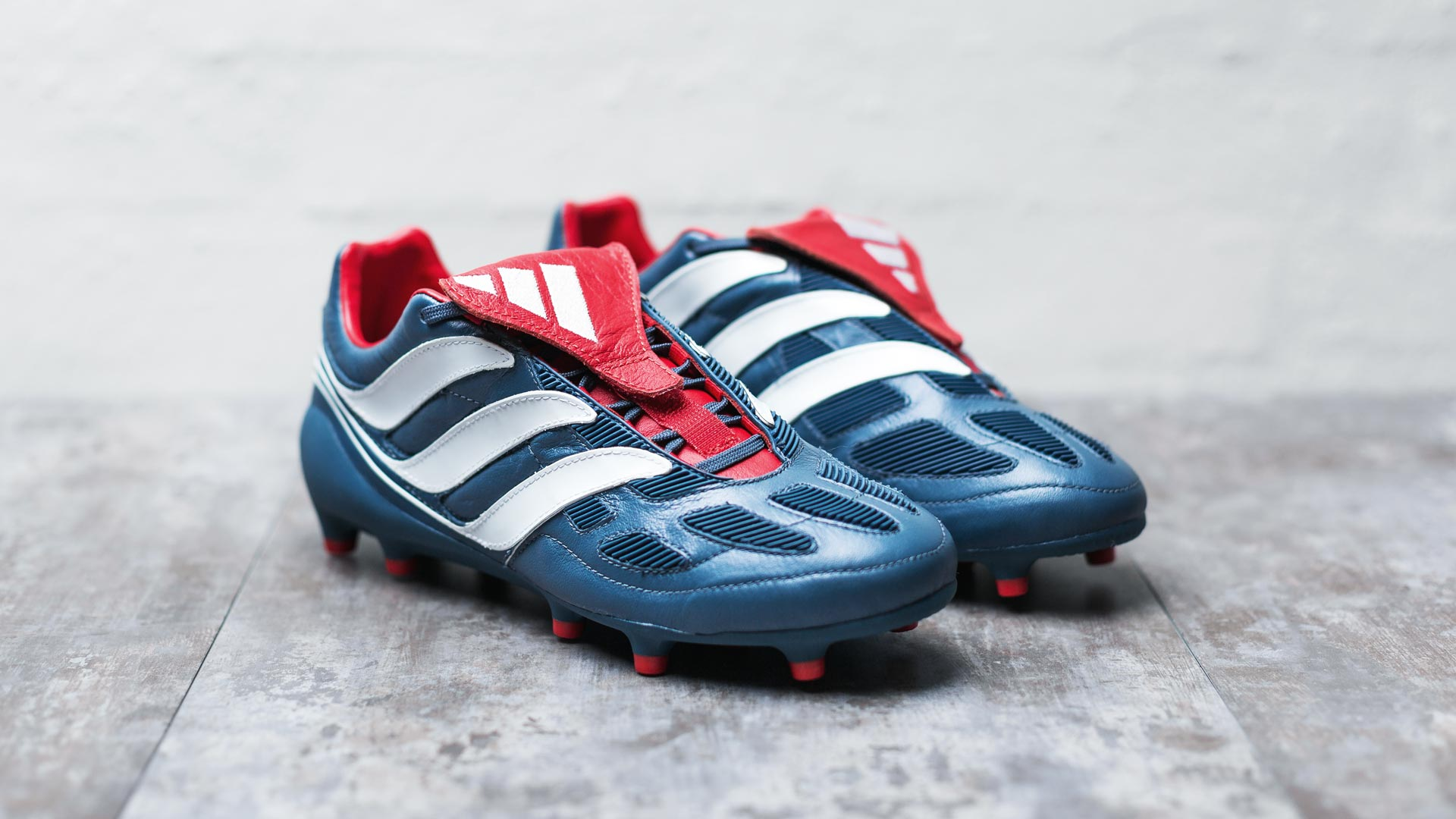 best sneakers 124d1 97789 Relive the early 2000s with the adidas Predator Precision remake. 05.09.2017