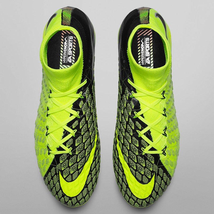 on sale d2f7e bc49d Nike X EA Sports Hypervenom 3 presented